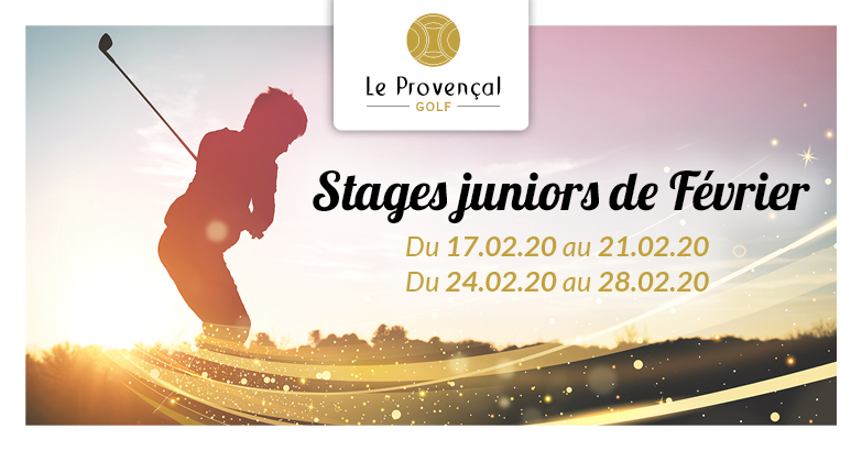 Stages Juniors de Février 2020