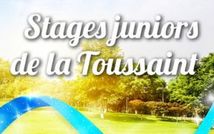 Stages Juniors de la Toussaint