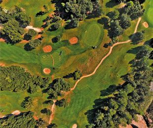 9 hole Golf Course